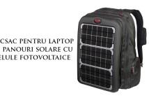 Rucsac pentru laptop cu panouri fotovoltaice prețuri ieftine