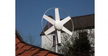 Turbine eoliene pentru caravane