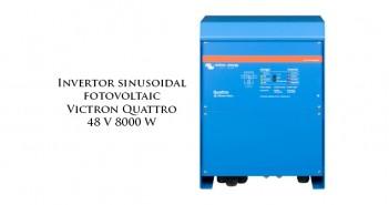 Invertor sinudoidal fotovoltaic Victron Quattro 48 V 8000 W
