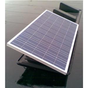 Stuctură pentru motaj de panouri fotovoltaice pe acoperişuri plane la cele mai bune preţuri