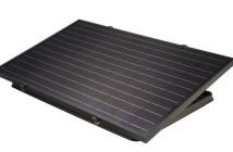 Stuctură pentru motaj de panouri fotovoltaice pe acoperişuri plane