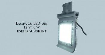 Lampă cu LED-uri pentru iluminat public