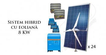 Sisten fotovoltaic cu eoliană hibrid prețuri ieftine