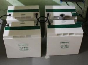 Acumulator fotovoltaic cu gel Hoppecke