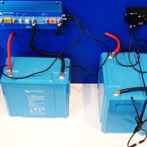 Baterie solară rezistentă la șocuri