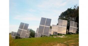 Trackere solare fotovoltaice cu dublu ax
