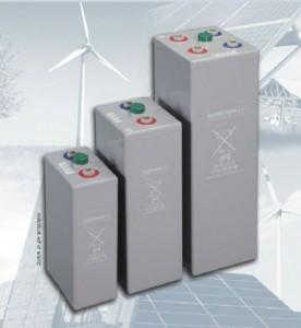 Acumulatori solatri cu gel Hoppecke 4 OpzV solar.power 310