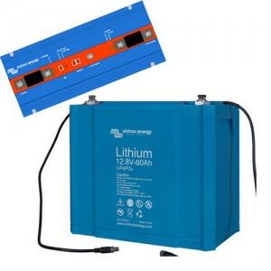 Baterie solară litiu-fier-fosfat Lithium Victron 12.8V60Ah