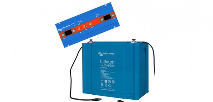 Baterie solară Lithium Victron 12.8V60Ah de calitate