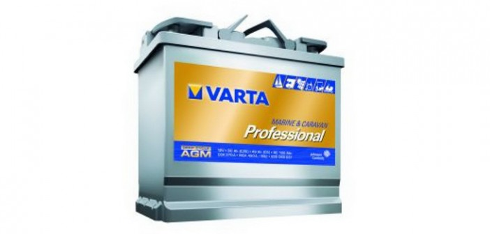 Baterii 12V-60Ah pentru panouri solare fotovoltaice Varta LAD60 AGM Deep-Cycle preț