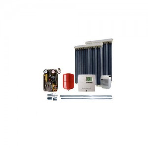 Kit solar cu 2 panouri solare preț
