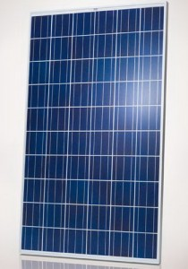Panourile solare fotovoltaice policristaline preț