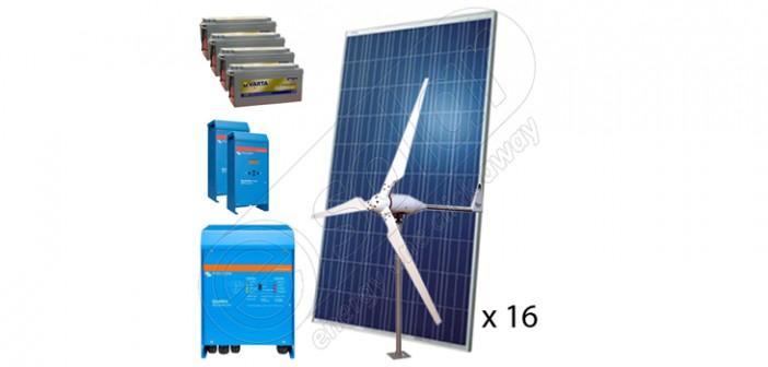 Sisteme solare fotovoltaice complete preț