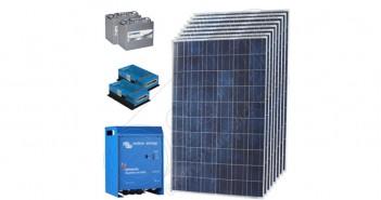 Sistem fotovoltaic sinusoidal de 2 kW putere instalată preț