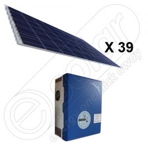 Instalaţii cu panouri fotovoltaice 9 KW SolarLake 10000TL preț