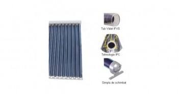 Panouri solare germane cu tuburi vidate Idella preț
