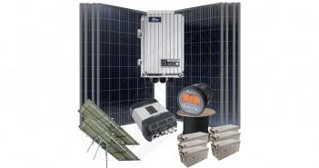Sisteme solare fotovoltaice la cheie cu producţie medie de 8kWh preț