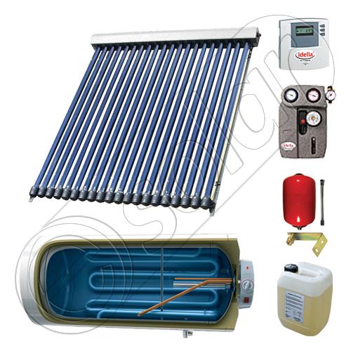Pachete Colectoare Solare Pentru Apa Menajera Instalatii