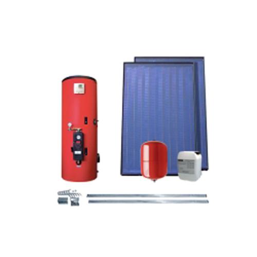 Kit Solar Termic Ifst 2.08 Cu Stocator Solar Solarbag 300 Pentru Incalzirea Apei