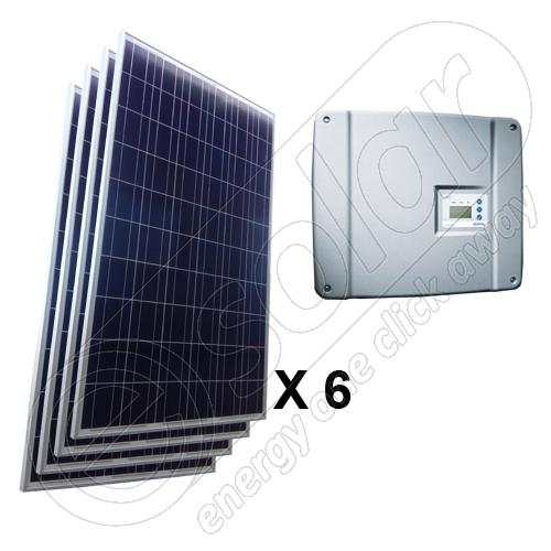 sistem fotovoltaic trifazat cu invertor piko kostal 7 0 on grid si 6 kw putere instalatapret mic. Black Bedroom Furniture Sets. Home Design Ideas