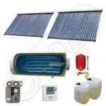 Panouri solare import China Solariss Iunona, Panouri solare ieftine cu tuburi vidate si boiler fabricate in China, Colectoare solare  cu tuburi vidate si boiler SIU 2x30-750.1BMH