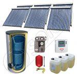 Panouri solare ieftine cu tuburi vidate si boiler SIU 6x18-800.2BM, Panouri solare cu tuburi vidate si boiler 800 litri, Pachete panouri solare cu tuburi vidate import China