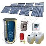 Panouri solare import China cu boiler SIU 8x20-2000.1BM, Solariss Iunona pachet panouri solare si boiler 2000 litri, Seturi panouri solare cu tuburi vidate si boiler 2000 litri