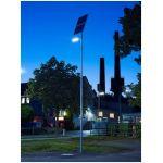 Stalpi solari electrici pentru iluminat, Stalpi fotovoltaici solari