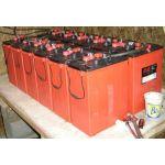 acumulatori panouri fotovoltaice
