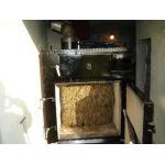 Centrale pe paie, lemne fan