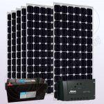 Kit solar fotovoltaic off-grid rezidential IPM200Wx6-Tarom245-45Ah-150Ah