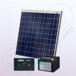 Sisteme fotovoltaice policristaline off-grid rezidentiale IPP60W-12V-5A-33Ah