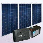 Sisteme solare fotovoltaice de sine statatoare IPP200Wx3-PRS2020-20Ah-89Ah