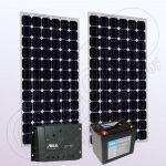 Sisteme voltaice monocristaline independente IPM200Wx2-PRS1515-15Ah-76Ah