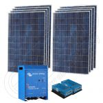 Kituri solare sinusoidale de 2kW putere instalata