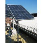 Panouri fotovoltaice solare pe tracker Orizont Uno 0.2 KWp
