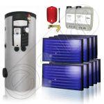 Panouri solare Smarty One set integrat 9x1 - 500.2BIN