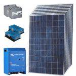 Sisteme fotovoltaice sinusoidale de 2kW putere instalata