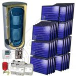 Set panouri solare ISMO 36x1 - 2000.2BM