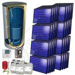 Set panouri solare ISMO 40x1 - 2000.1BM