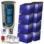 Set panouri solare ISMO 40x1 - 2000.2BM