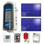 Set panouri solare ISMO 2x1 - 150.2TE
