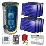 Set panouri solare ISMO 7x1 - 500.2BS