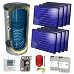 Set panouri solare ISMO 8x1 - 400.1BS