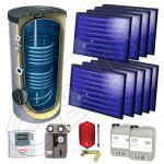 Set panouri solare ISMO 9x1 - 500.2BS