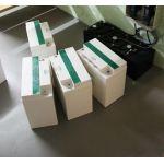 Acumulator solar cu gel Hoppecke 12V 3 OPzV bloc solar.power 180 pentru sisteme fotovoltaice