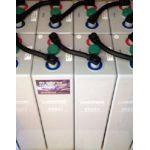 Acumulator solar fotovoltaic cu gel Hoppecke 7 OPzV solar.power 620 cu siguranta maxima la scurgeri