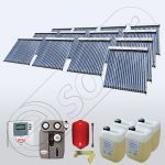 Colectoarele solare apa menajera SIU fara boiler 13x20