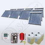 Colectoarele solare apa menajera pentru boilere cu doua serpentine SIU 9x20
