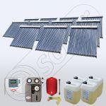 Colectoarele solare pentru apa menajera cu suporti de prindere 11x20